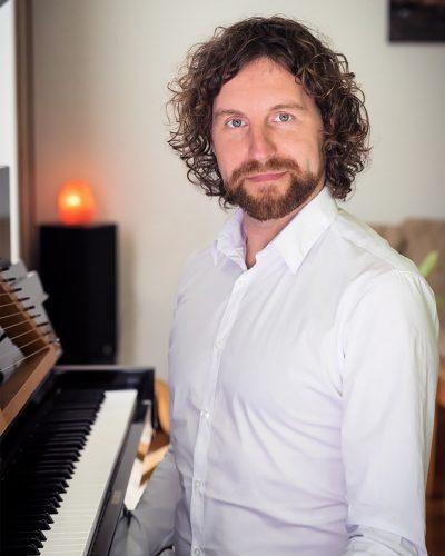 Roger Spees - pianogesneden